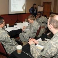 military job training